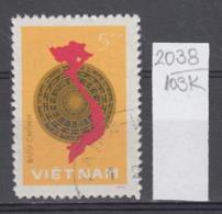 103K2038 / 1977 - Michel Nr. 907 Used ( O ) 1st Anniversary Of National Assembly General Election , Vietnam Viet Nam - Viêt-Nam