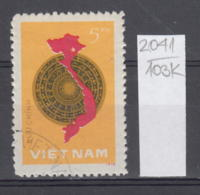 103K2041 / 1977 - Michel Nr. 907 Used ( O ) 1st Anniversary Of National Assembly General Election , Vietnam Viet Nam - Viêt-Nam