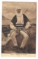 CLA278 - ALBANIA COSTUME DEI MALISSORI 1916 - Albania