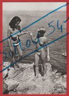 Naturisme ; Ed .Simba ; Cliché Naturisme . C.Frossard ; Île Du Levant . - Beauté Féminine (1941-1960)