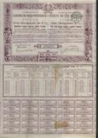 1932 COMPAGNIE DES CHEMINS DE FER PORTUGAIS/COMPANHIA DOS CAMINHOS DE FERRO PORTUGUESES - Chemin De Fer & Tramway