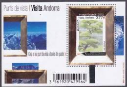 CEPT / Europa 2012 Andorre Français N° 724 Tourisme - 2012