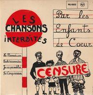 Les Chansons Intedites - Par Les Enfants De Coeur - RCA - Vinyl-Schallplatten