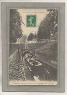 CPA-(21) POUILLY-en-AUXOIS -Mots Clés: Canal De Bourgogne, Chemin De Halage, écluse, Péniche, Remorqueur, Tunnel En 1910 - France