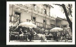 CPA Bourbonne-les-Bains, Pension Beau-Site, 21, Rue De La Chavanne - Bourbonne Les Bains