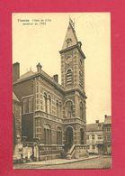 C.P. Fleurus =  Hôtel  De Ville  1903 - Fleurus