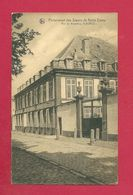 C.P. Fleurus =   Rue De  BRUXELLES  :  Pensionnat  Des  Soeurs De Notre Dame - Fleurus