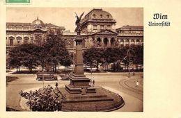 Austria Wien Universitaet, Vienna University, Monument, Auto, Cars 1938 - Altri