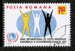 ROMANIA  Scott # 2225 VF USED (Stamp Scan # 687) - 1948-.... Republiken