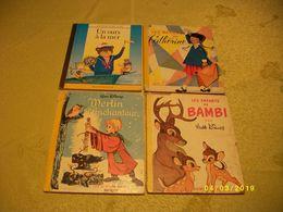 Lot N°2 - 4 Livres- - Libri, Riviste, Fumetti