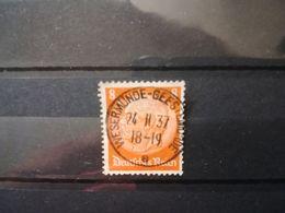 FRANCOBOLLI STAMPS GERMANIA DEUTSCHE 1932 1933 USED SERIE PAUL VON HINDERBURG GERMANY OBLITERE' - Used Stamps