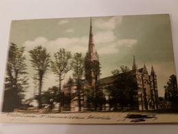 SALISBURY CATHEDRAL FROM NW - Salisbury