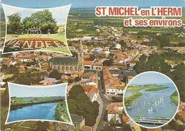 CPM  Saint Michel De L'herm - Saint Michel En L'Herm