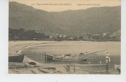 LE LAVANDOU - Plage De Saint Clair - Le Lavandou