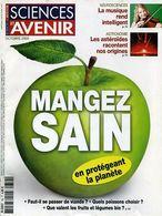 Sciences Et Avenir. Octobre 2009. Manger Sain En Protégeant La Planète. La Musique Rend Intelligent. Les Astéroïdes - Science