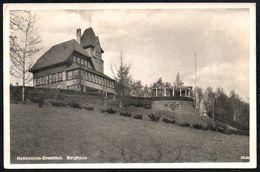 C2321 - Hohenstein Ernstthal Berghaus Gaststätte - Verlag Erhard Neubert - Hohenstein-Ernstthal