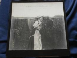 Photo Grand Cabinet Anonyme - Jolie Vendangeuse, Ca 1895-1900 L514 - Anciennes (Av. 1900)