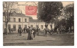 25 DOUBS - MONTBELIARD La Gare - Montbéliard