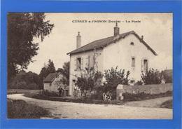 25 DOUBS - CUSSEY SUR L'OGNON La Poste (voir Description) - Montbéliard