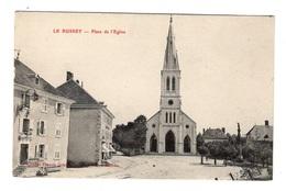 25 DOUBS - LE RUSSEY Place De L'Eglise - Montbéliard