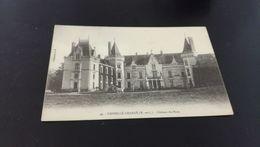 CHENILLE-CHANGE - Château Des Rues  En L Etat Sur Les Photos - Autres Communes