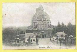 * Scherpenheuvel - Montaigu (Vlaams Brabant) * église, Kerk, Church, Kirche, Basilique, Basiliek, Rare, Old, CPA - Scherpenheuvel-Zichem