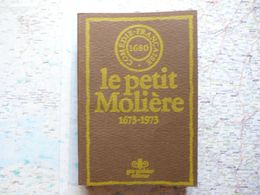 Le Petit Molière Comédie Française éditions Guy Authier 1973 - Theatre