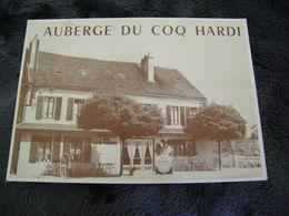 C.P.A.- Grand Format - Varennes Sur Allier (03) - Auberge Restaurant Du Coq Hardi - 1956 - SUP - (DH 89) - France