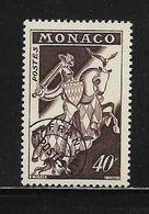 MONACO  ( MCPR - 132 )  1954  N° YVERT ET TELLIER  N° 16  N* - Monaco
