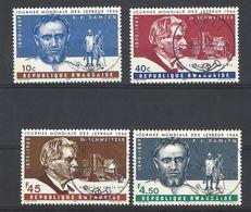 Ca Nr 134-37 Gestempeld - Rwanda