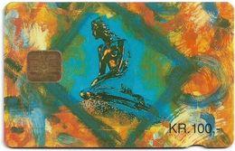 Denmark - Danmønt - The Little Mermaid - DD029 - 100Kr. Exp. 05.1995, 3.000ex, Used - Dinamarca