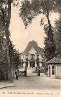 62255Le Touquet Paris PlageCasino De La Forêt170Circulée 1921 - Le Touquet