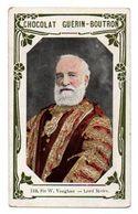 Trade Card. Chromo Chocolat Guérin-Boutron. N° 312, Sir W. Vaughan, Lord Maire - Guérin-Boutron