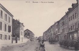 54 - BACCARAT - RUE DES CRISTALLERIES - Baccarat