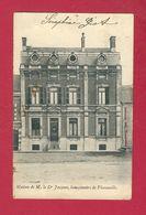 C.P. Florenville = Maison  Du Dr. JACQUES  Bourgmestre - Florenville