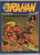 RAHAN NOUVELLE COLLECTION N° 1 BE 02/1978 Cheret Lecureux (BI4) - Rahan