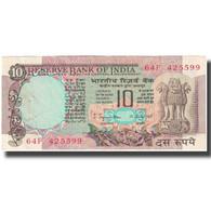 Billet, Inde, 10 Rupees, Undated (1970-1975), KM:81a, SUP - Inde
