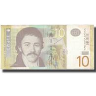 Billet, Serbie, 10 Dinara, Undated (1986), KM:46a, TTB - Serbia