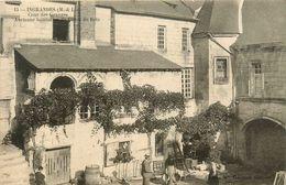 Ingrandes Sur Loire * Cour Des Granges * Ancienne Habitation De Gilles De Retz - Autres Communes