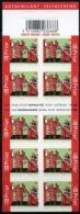 BE  B63   XX    ----   Croix-Rouge   --   Jamais Plié - Markenheftchen 1953-....