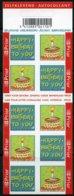 BE  B69   XX    ----   Happy Birthday   --   Jamais Plié - Markenheftchen 1953-....