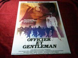 OFFICIER ET GENTLEMAN   AVEC  RICHARD GERE ET DEBRA WINGER - Posters