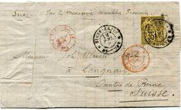 REUNION LETTRE DEPART REUNION 5 OCT 81 SAINT-DENIS POUR LA SUISSE - Réunion (1852-1975)