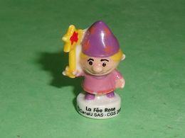 Fèves / Dessins Animés / Films / BD : La Fée Rose , 2009  T115 - Tekenfilms