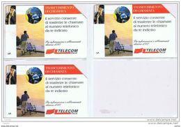 3  USATE:   £. 10.000  -  31.12.1996  -  TRASFERIMENTO  DI  CHIAMATA. - Italie