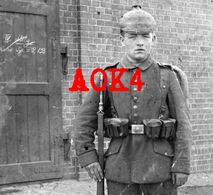 Infanterie Regiment 133 Pickelhaube Feldgrau Zwickau Sachsen 1914 1915 1916 - Guerre 1914-18