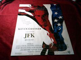 JFK  UN FILM DE OLIVER STONE AVEC KEVIN COSTNER - Posters