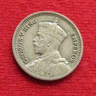New Zealand 3 Pence 1933 KM# 1 Lt 267 Silver  Nova Zelandia Nuova Zelanda Nouvelle Zelande - Neuseeland