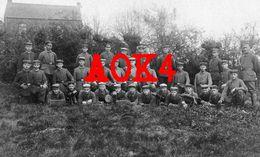 MG Ausbildung 08/15 Maschinengewehr Feldgrau Flandern Nordfrankreich Rekruten - Guerre 1914-18