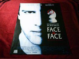 FACE A FACE UN FILM DE CARL SCHENKEL AVEC CHRISTOPHE LAMBERT / DIANE LANE / TOM SKERRITT - Posters
